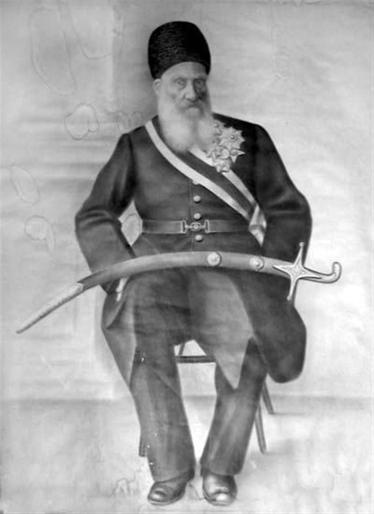 اسحاق خان قرایی