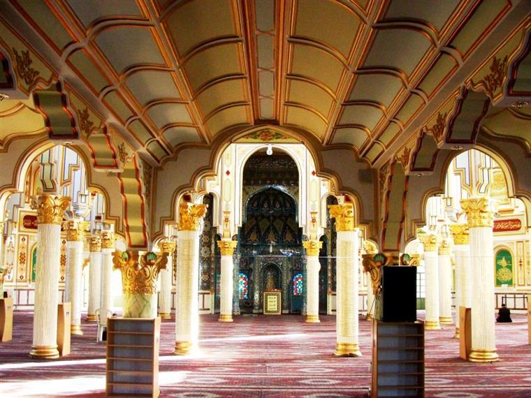 Image result for مسجد جامع کرمانشاه