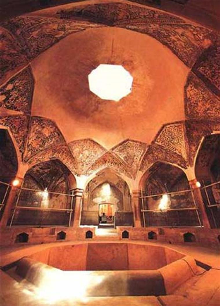 های شهر شیراز مجموعه تاریخی وکیل (شیراز)